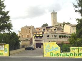 Hotel La Fontaine