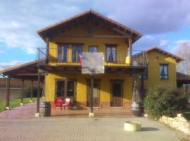 Casarural Vallecillo, Vallecillo (El Burgo Ranero yakınında)