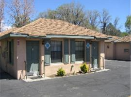 Bishop Elms Motel, Bishop