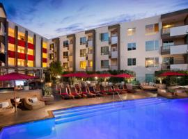 Global Luxury Suites at North Civic Drive, Walnut Creek