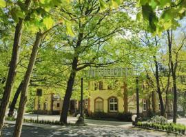 Landhotel Gustav, Beelitz Heilstätten (Ferch yakınında)