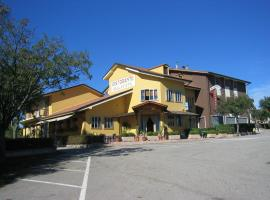 Apartments Bellavista, Bettola (San Rocco di Piegara yakınında)