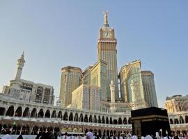 the 6 best hotels near masjid al haram mecca saudi arabia