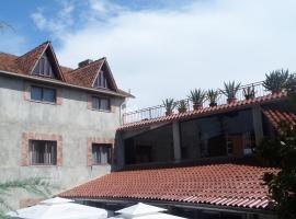 Hotel Vila Bruci, Burrel