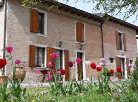 Agriturismo Ravaglia Grande, Castel Guelfo di Bologna (Berdekatan Medicina)