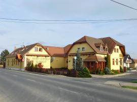 Berki Vendéglő és Hotel, Körmend (рядом с городом Egyházasrádóc)