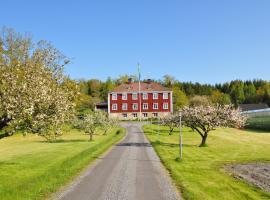 Gryts Skärgårdspensionat, Gryt (nära Valdemarsvik)