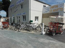Camping les Mouettes, Agon Coutainville
