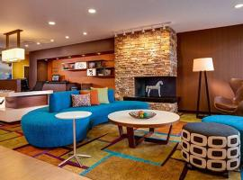 Fairfield Inn Suites By Marriott Dallas