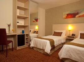 Hotel De Los Andes, Ушуайя