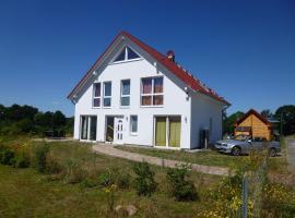 Vilzseehaus - direkt am See, Diemitz