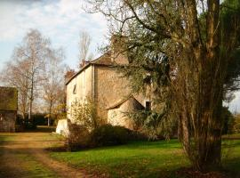 Le Grand Meniau, Ферсе-сюр-Сарт (рядом с городом Ла-Сюз-сюр-Сарт)