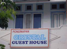 Crystall Guesthouse, Банда-Ачех (рядом с городом Lhonga)