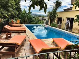 Descanso las Tres Marias, Villa Carlos Paz