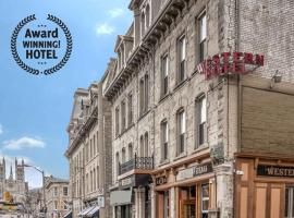 Western Hotel & Executive Suites, Guelph