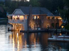 Lake George Boathouse Bed & Breakfast, Bolton Landing