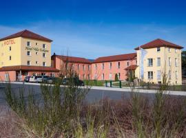 Hotel Garni Villa Toskana, Parsberg (Lengenfeld yakınında)