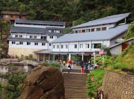 Rishang Resort Hotel, Yushan (Fenglin yakınında)