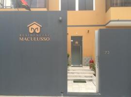Residencial Maculusso, Luanda (Near Cazenga)