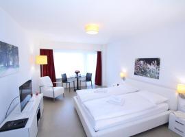 City Stay Furnished Apartments - Forchstrasse, Zürih (Zollikon yakınında)
