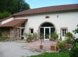 Au Palton, Raon-aux-Bois (рядом с городом Pouxeux)