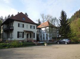 Villa Romantica, Hinterweidenthal