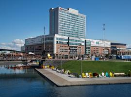 Buffalo Marriott Harborcenter, Buffalo