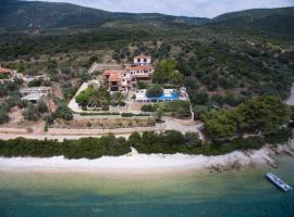 Muses Villas, Kalamakia (рядом с городом Agios Dimitrios)