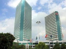 Pantower International Hotel, Kaiping (Jincun yakınında)
