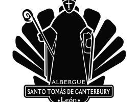 Albergue Santo Tomás de Canterbury, León (Onzonilla yakınında)