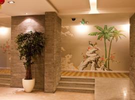 Xijiangnan Business Hotel, Wuxi (Zhoujingxiang yakınında)