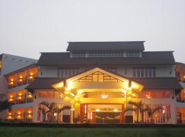 Maoming Romantic Beach Holiday Hotel, Jiangang (Jiaozi yakınında)