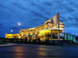 Siyuan Hotel, Guang'an (Wusheng yakınında)