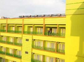 Muara Hotel and Mall Ternate, Ternate (рядом с городом Kampungjawa)