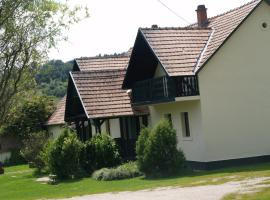 Panzió-Kemping Bekölce, Bekölce (рядом с городом Tarnalelesz)