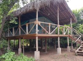 Selous Jimbiza Camp, Kwangwazi