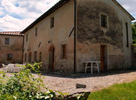 Agriturismo F.lli Mori, Palazzone (Fighine yakınında)