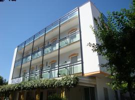 Hotel Graziana, Riccione (Fogliano Marina yakınında)