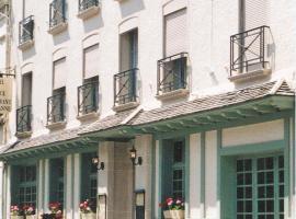 Les Hôtes de Cézanne, Сезанн