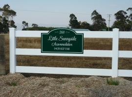 Little Sunnyside Accommodation, Hagley (Carrick yakınında)