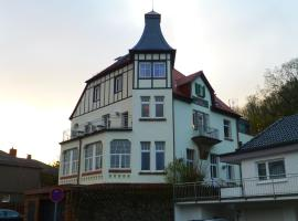 Kurhaus Trifels-Gästehaus Villa Waldfrieden, Annweiler am Trifels
