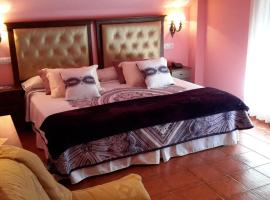 Hotel el Pescador, Cudillero (Cerecedo yakınında)