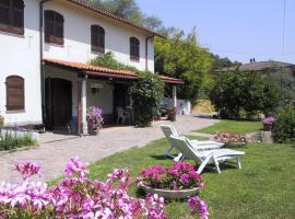 Villino Isò, La Spezia (Lunense yakınında)