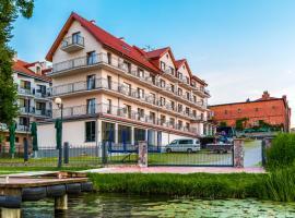 Hotel Huszcza, Mrągowo