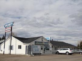 Bluebird Motel, Innisfail