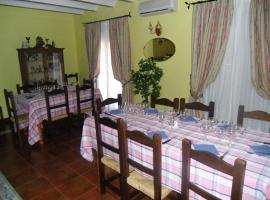 Casa Maidevera, Aranda de Moncayo (Borobia yakınında)
