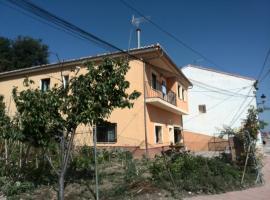 Casa Rural Carlos, Barracas (рядом с городом Los Cerezos)