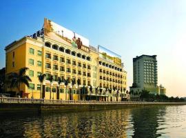 Zhongshan Riverside Hotel, Zhongshan (Shiqizhen yakınında)