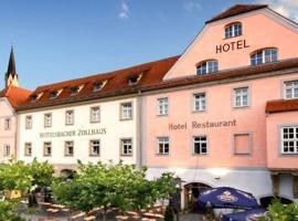 Hotel Wittelsbacher Zollhaus, Vilshofen an der Donau (Hofkirchen yakınında)