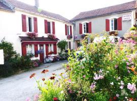 La Maison de Cure, Domecy-sur-Cure (рядом с городом Pierre-Perthuis)